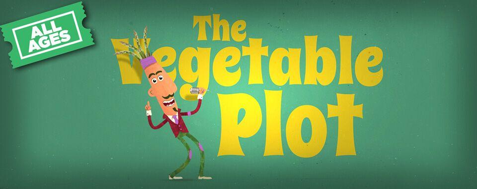 the vegie plot graphic