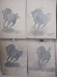 Gallipoli Art Award preparation starts - image 2013-6th-horses-blog on https://www.johncolet.nsw.edu.au