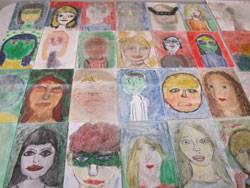 6th class wax heads - image 2013-6thclasswax-blog7 on https://www.johncolet.nsw.edu.au