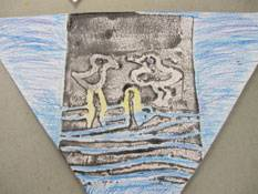 4th class art on trend with bunting - image 2013-bunting5-blog on https://www.johncolet.nsw.edu.au