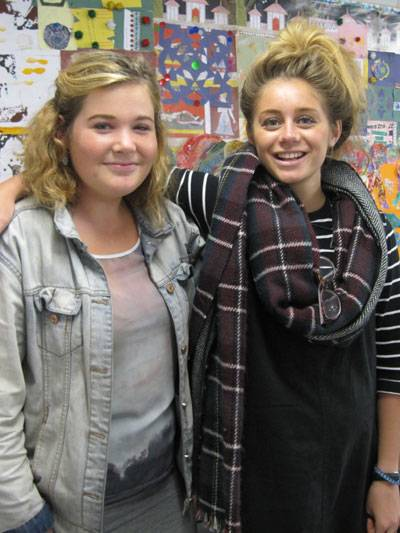 Weekly comment from our stage coordinators - image 2014-Gap-students-for-web on https://www.johncolet.nsw.edu.au