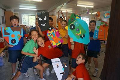 6th class make personal keepsakes for Art - image DSC07699_cropped on https://www.johncolet.nsw.edu.au