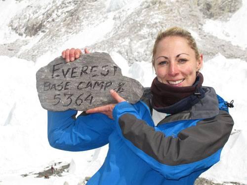 Alumni Catch-up:  Eleanor McKendrick - image Everest-Base-camp-Eleanor-McKendrick on https://www.johncolet.nsw.edu.au