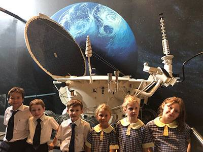 Second class space excursion - image IMG_3625_web on https://www.johncolet.nsw.edu.au