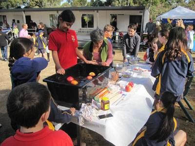 4th class reflects on Open Day - image Open-Day-2015-games on https://www.johncolet.nsw.edu.au