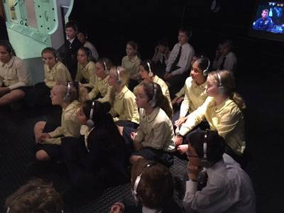 Soyuz Simulator experience for 5th class - image Power-House-2-smaller on https://www.johncolet.nsw.edu.au