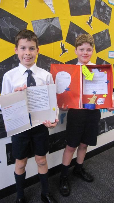 Cereal Box Book Challenge - image cerealboxbooks on https://www.johncolet.nsw.edu.au
