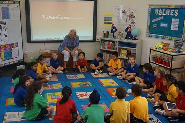 Taking turns in a circle - image circle_time_web on https://www.johncolet.nsw.edu.au