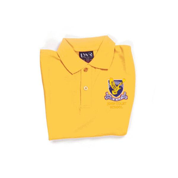 Girls Netball Skirt - image coloured-tops-yellow-600x600 on https://www.johncolet.nsw.edu.au