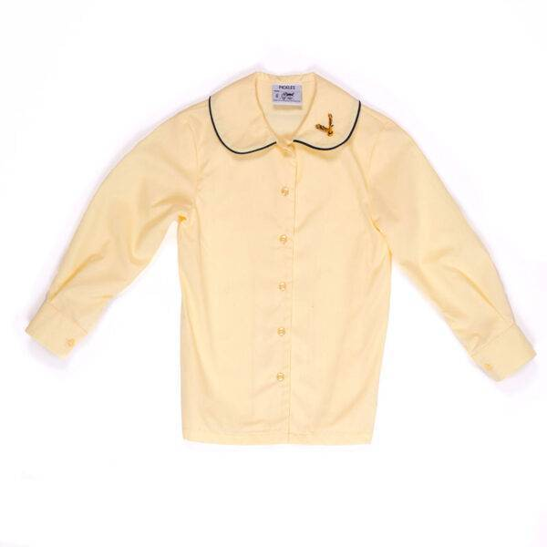 Girls blazer - image glb_girls-lemon-blouse-600x600 on https://www.johncolet.nsw.edu.au