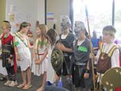 Year 4 HSIE, bringing ancient Greece to life - image greek-day-blog5 on https://www.johncolet.nsw.edu.au
