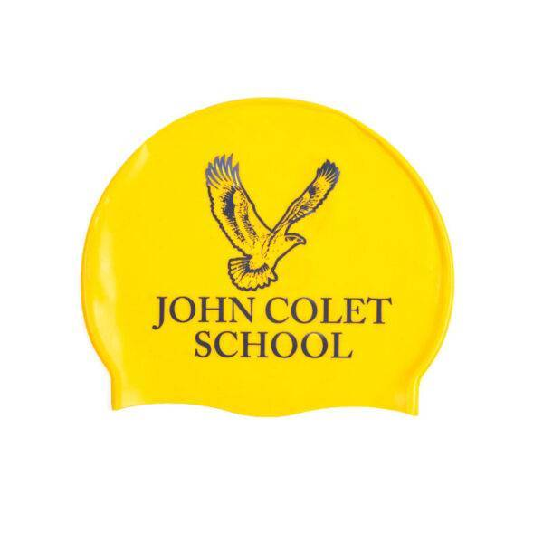 Girls Netball Skirt - image gswcap_girls-swim-cap-600x600 on https://www.johncolet.nsw.edu.au