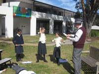 To the Fish Stall! - image latin-play-blog on https://www.johncolet.nsw.edu.au