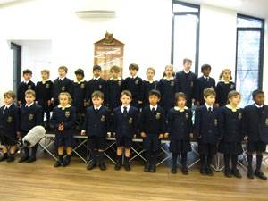 Lower First win the Sanskrit Group Recitation Final - image lower-first-group-recitation on https://www.johncolet.nsw.edu.au