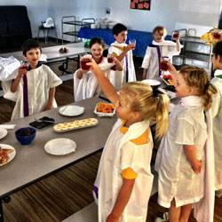 A Roman Feast - image roman-feast4 on https://www.johncolet.nsw.edu.au