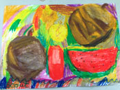 Teaching young children to draw still life - image still-life-blog1 on https://www.johncolet.nsw.edu.au