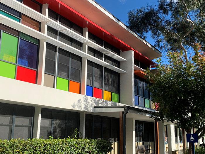 john colet school building