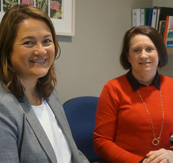 Introducing John Colet's new Registrar - image belinda-and-sandi-600 on https://www.johncolet.nsw.edu.au