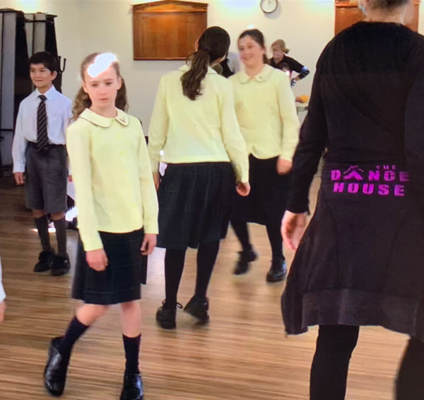 A busy week in Second  Class - image dance-web on https://www.johncolet.nsw.edu.au
