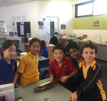 A busy week in Second  Class - image friction-web on https://www.johncolet.nsw.edu.au