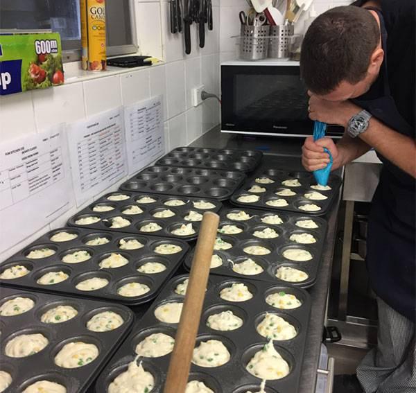 chef at John Colet School